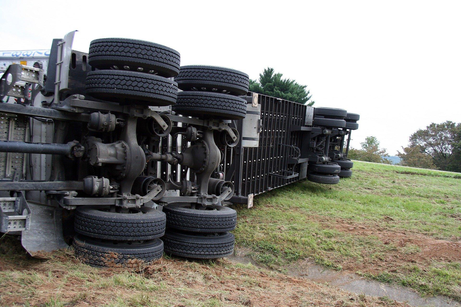 Nashville Commercial Vehicle & Truck Accident Lawyer | DRS