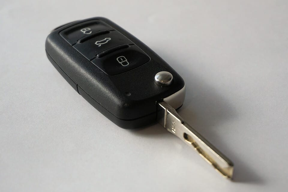 Electronic Car Key