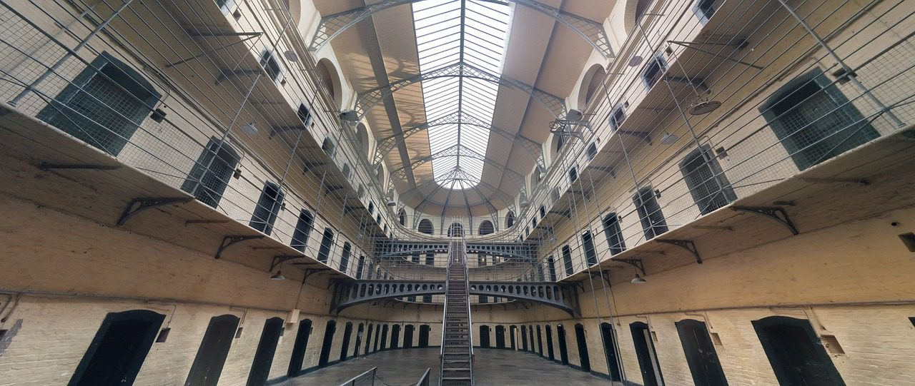 A row of jail cells. Call our Tennessee wrongful conviction lawyers today